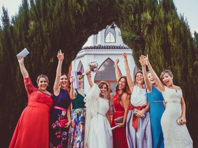 La boda de Fede y Alba en Iniesta, Cuenca 24
