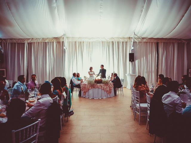 La boda de Fede y Alba en Iniesta, Cuenca 27
