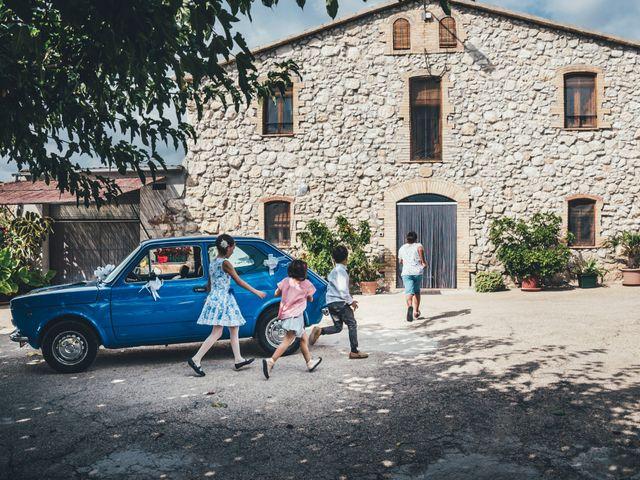 La boda de Sergi y Olimpia en Castellvi De La Marca, Barcelona 3