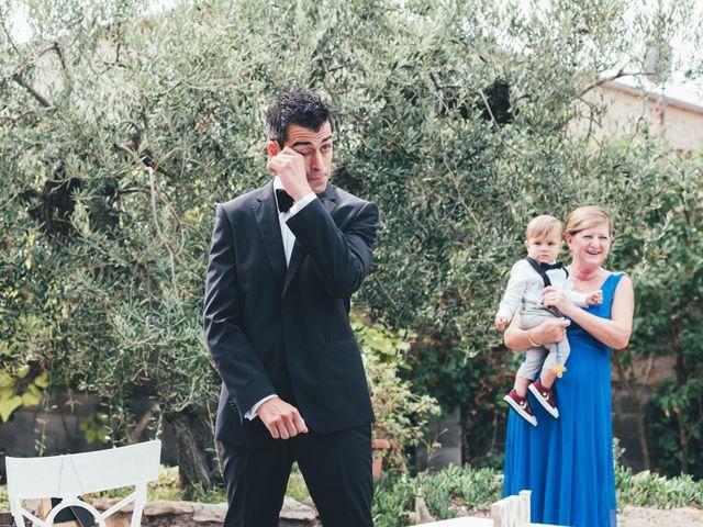 La boda de Sergi y Olimpia en Castellvi De La Marca, Barcelona 21