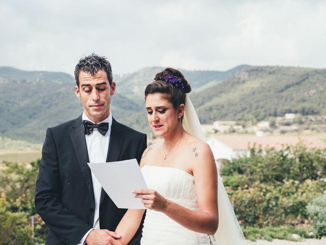 La boda de Sergi y Olimpia en Castellvi De La Marca, Barcelona 23