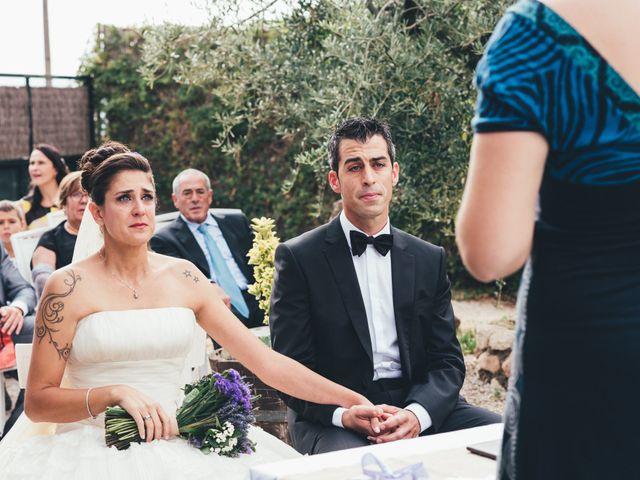 La boda de Sergi y Olimpia en Castellvi De La Marca, Barcelona 27