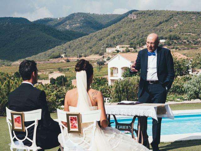 La boda de Sergi y Olimpia en Castellvi De La Marca, Barcelona 30