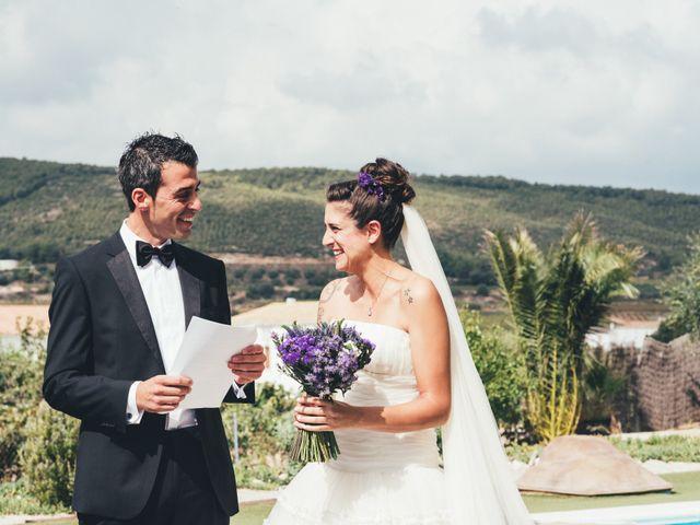 La boda de Sergi y Olimpia en Castellvi De La Marca, Barcelona 33