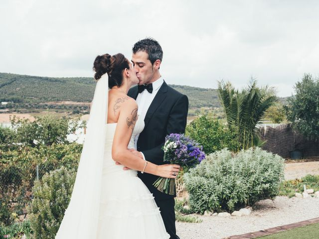 La boda de Sergi y Olimpia en Castellvi De La Marca, Barcelona 39