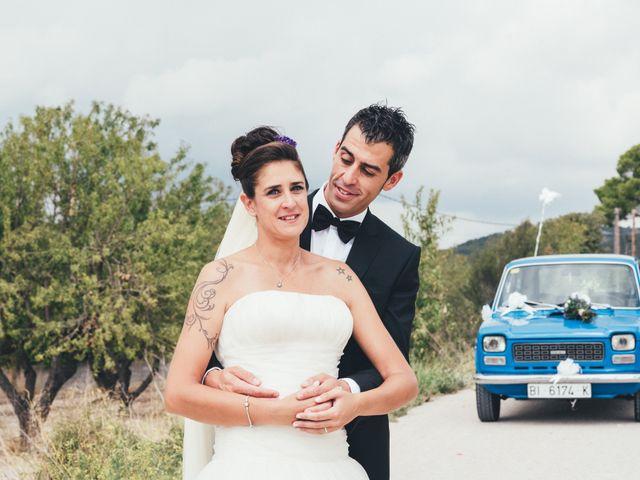 La boda de Sergi y Olimpia en Castellvi De La Marca, Barcelona 43