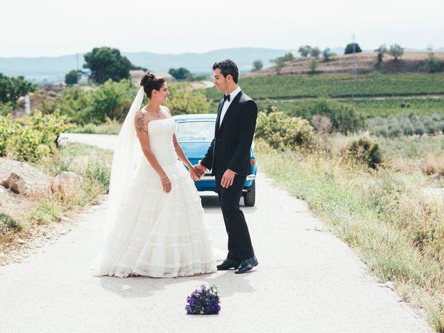 La boda de Sergi y Olimpia en Castellvi De La Marca, Barcelona 44