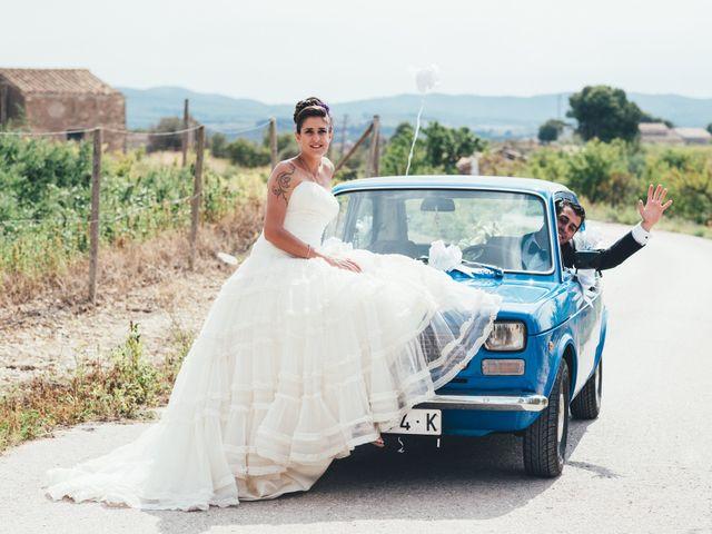 La boda de Sergi y Olimpia en Castellvi De La Marca, Barcelona 45