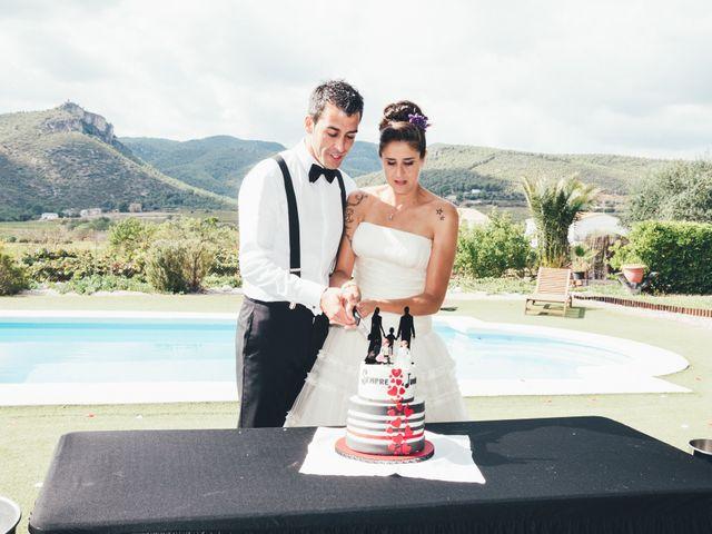 La boda de Sergi y Olimpia en Castellvi De La Marca, Barcelona 56
