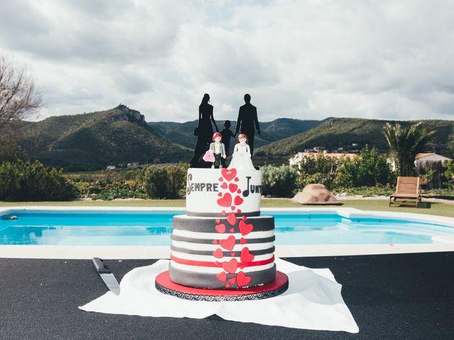 La boda de Sergi y Olimpia en Castellvi De La Marca, Barcelona 57