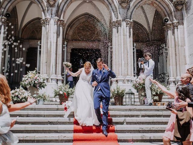 La boda de Cova y Javi