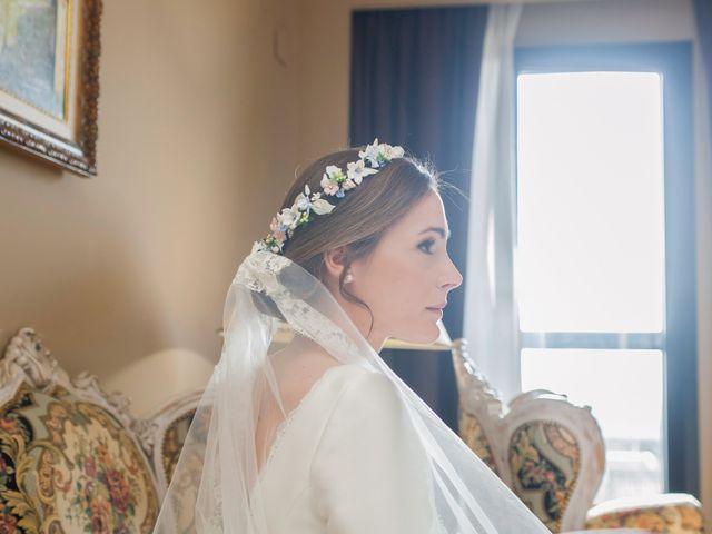 La boda de Daniel y Beatriz en Granada, Granada 17