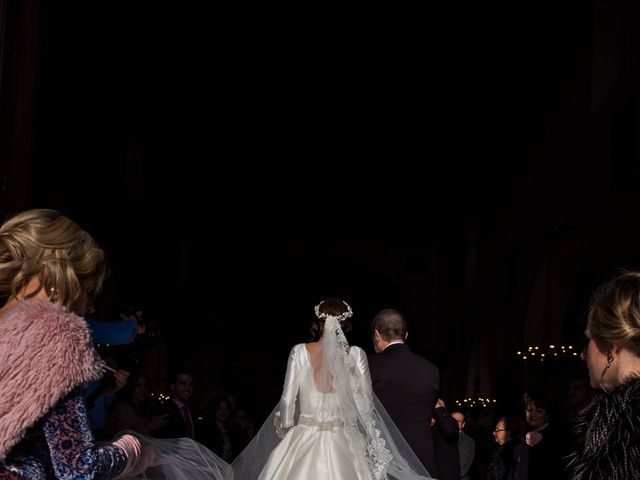 La boda de Daniel y Beatriz en Granada, Granada 21