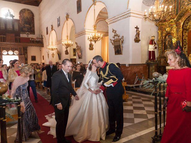 La boda de Daniel y Beatriz en Granada, Granada 22