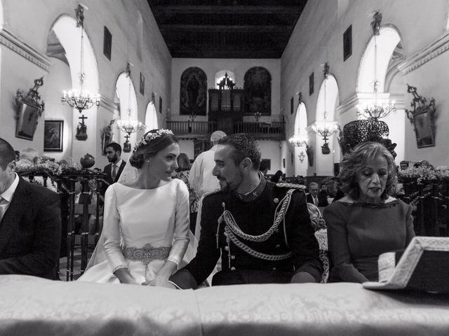 La boda de Daniel y Beatriz en Granada, Granada 23