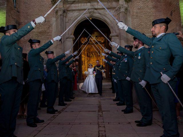 La boda de Daniel y Beatriz en Granada, Granada 24