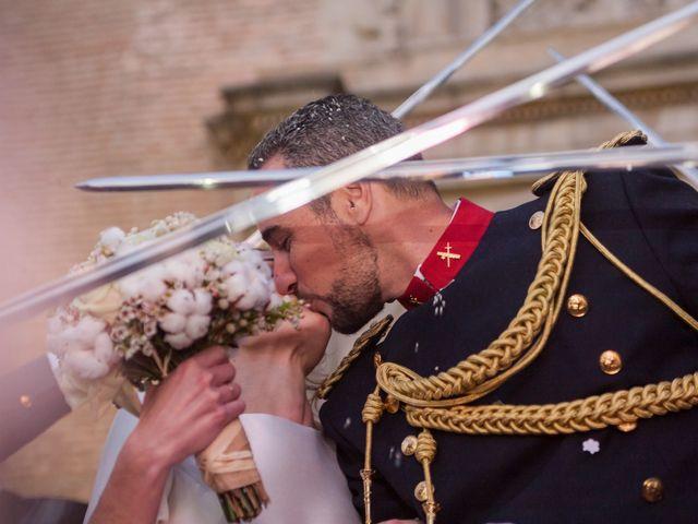 La boda de Daniel y Beatriz en Granada, Granada 25