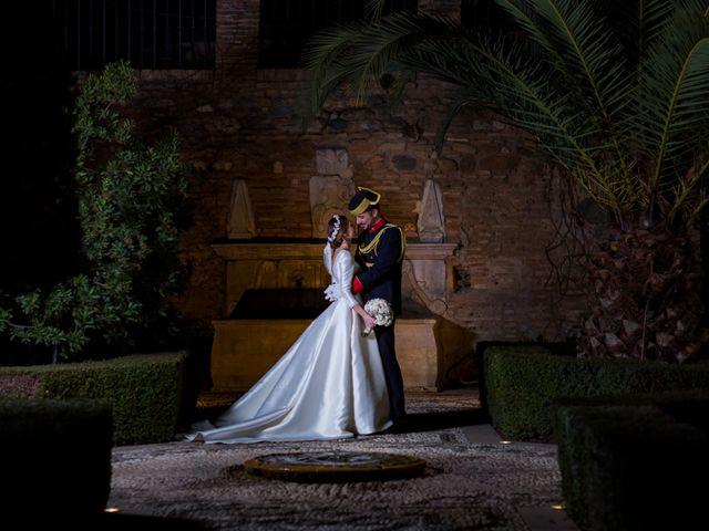 La boda de Daniel y Beatriz en Granada, Granada 26