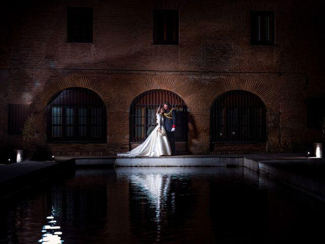 La boda de Daniel y Beatriz en Granada, Granada 28