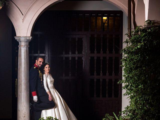 La boda de Daniel y Beatriz en Granada, Granada 29