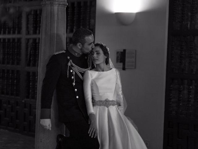 La boda de Daniel y Beatriz en Granada, Granada 30