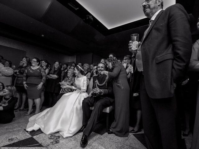 La boda de Daniel y Beatriz en Granada, Granada 36