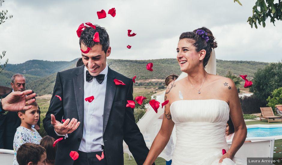 La boda de Sergi y Olimpia en Castellvi De La Marca, Barcelona