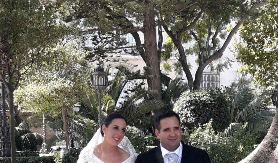 La boda de Ernesto y Noelia en Cádiz, Cádiz