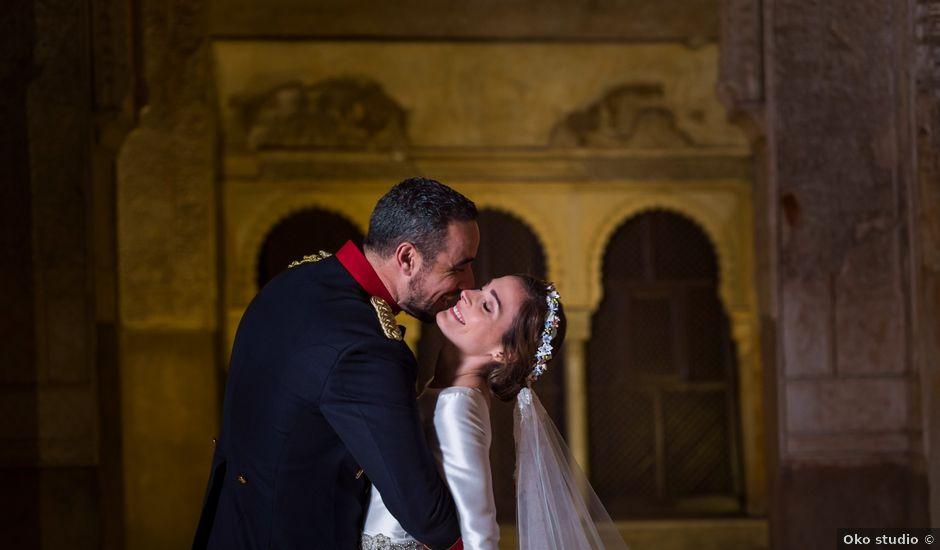La boda de Daniel y Beatriz en Granada, Granada