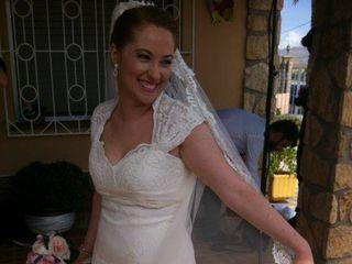 La boda de Juan Miguel y Fina 1