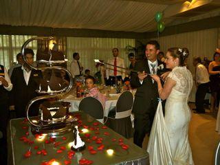 La boda de Juan Miguel y Fina