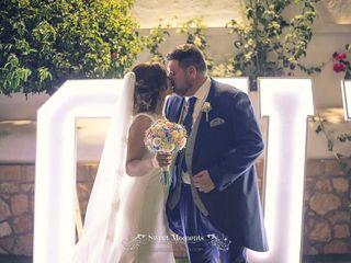 La boda de Susana y Juanjo