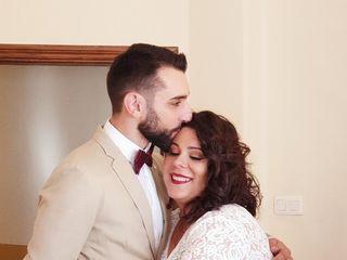 La boda de Alexandra y Adrián 1