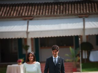 La boda de Ana y Jose Ignacio 1