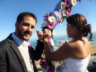 La boda de Grace y Ismael