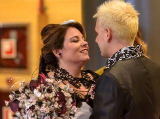 La boda de Bego y Javi 1