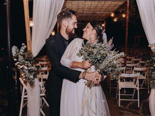 La boda de Eli y Luis