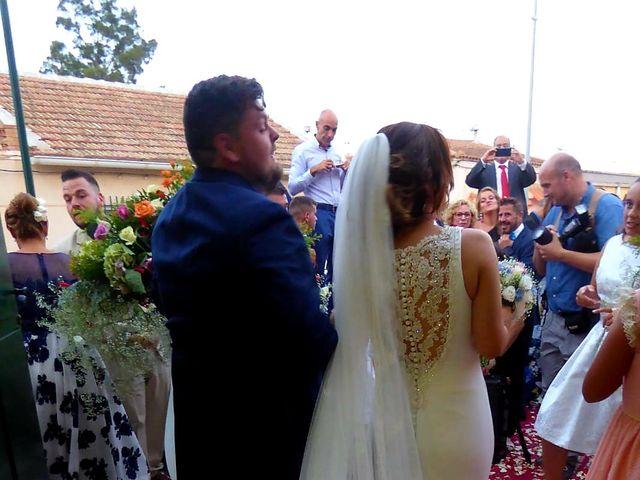 La boda de Juanjo y Susana en Cartagena, Murcia 30