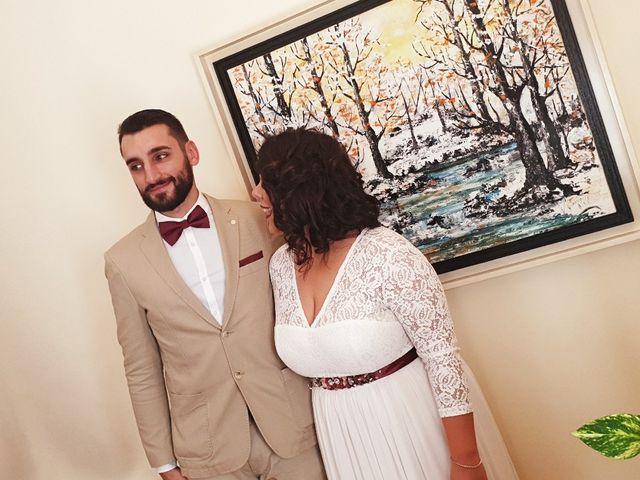 La boda de Adrián y Alexandra en O Carballiño, Orense 4