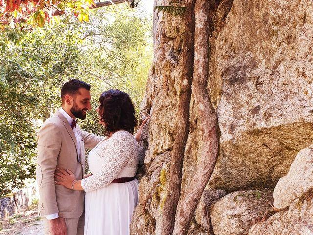 La boda de Adrián y Alexandra en O Carballiño, Orense 7