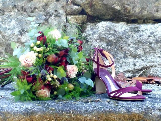 La boda de Adrián y Alexandra en O Carballiño, Orense 11