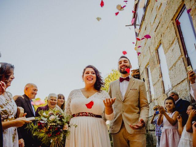La boda de Adrián y Alexandra en O Carballiño, Orense 1