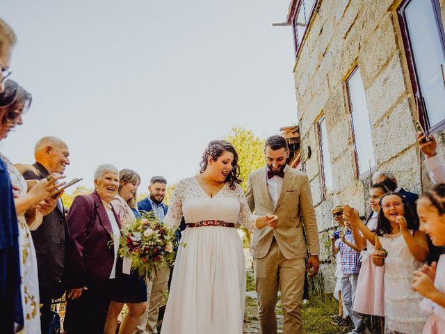 La boda de Adrián y Alexandra en O Carballiño, Orense 21