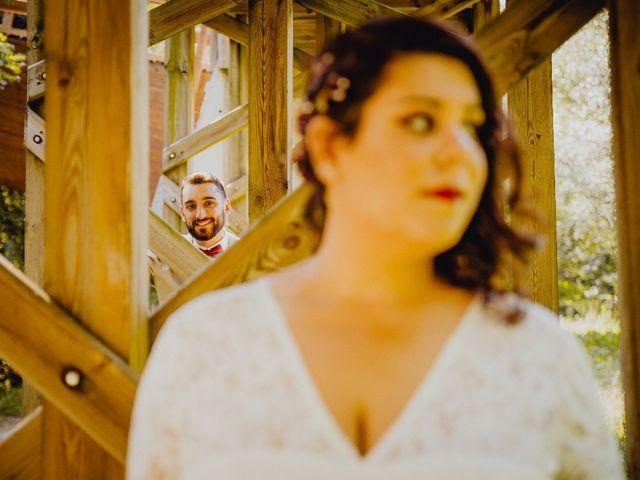 La boda de Adrián y Alexandra en O Carballiño, Orense 22