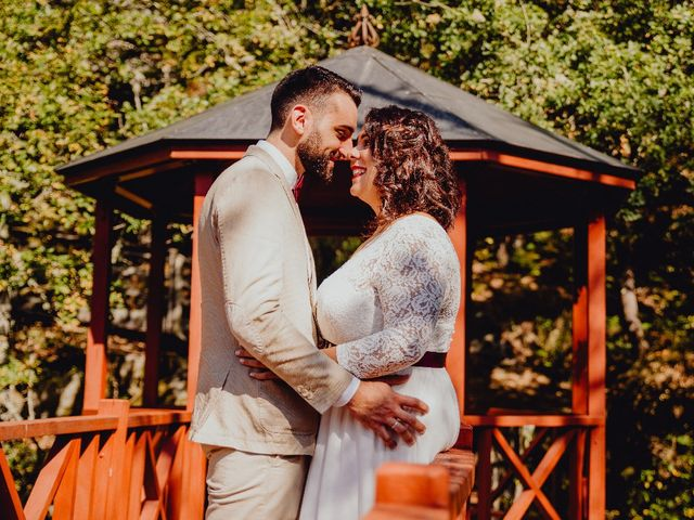 La boda de Adrián y Alexandra en O Carballiño, Orense 23