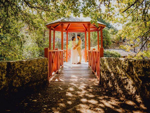 La boda de Adrián y Alexandra en O Carballiño, Orense 24