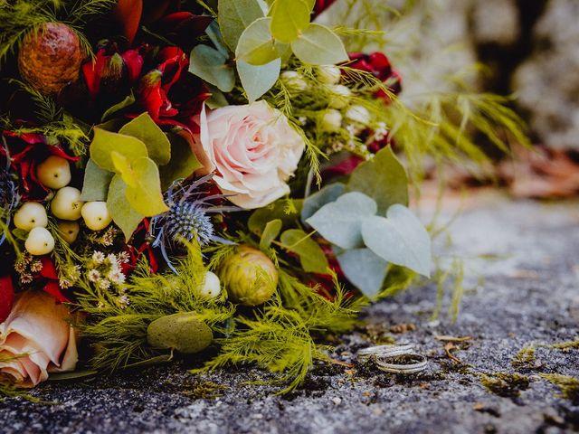 La boda de Adrián y Alexandra en O Carballiño, Orense 27