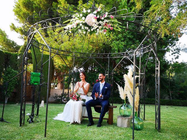 La boda de Bárbara  y Joaquín