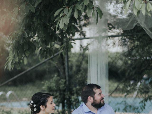 La boda de Cesar y Cris en Canoves, Barcelona 7
