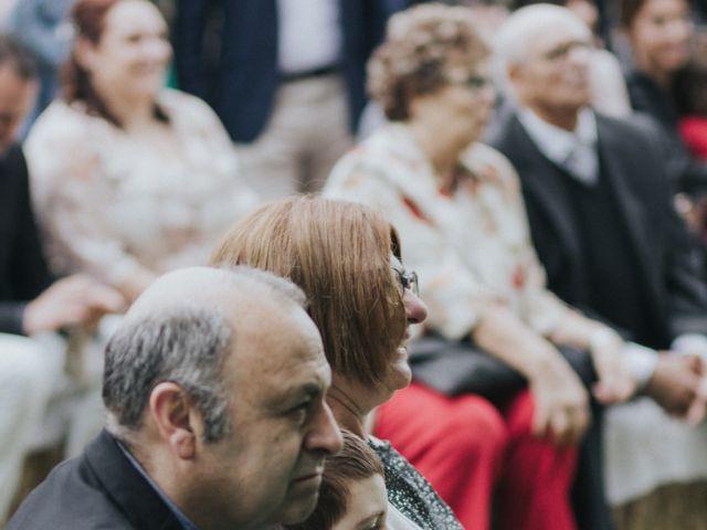 La boda de Cesar y Cris en Canoves, Barcelona 8